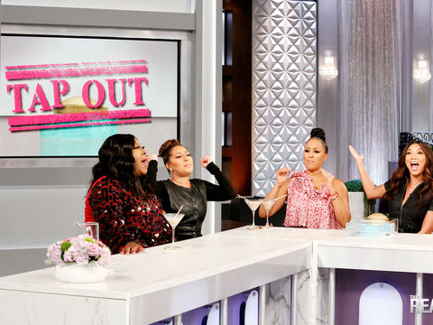 TAP OUT: Why Adrienne Can't Stand This, and What Jeannie Wants More Of!