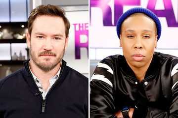Mark-Paul Gosselaar, Lena Waithe