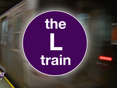 L TRAIN: Woman Running Over Ex's New Girl vs. Guy Trying to Escape Prison