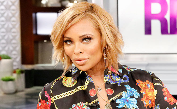 Eva Marcille Is Pregnant with Baby Number 3!
