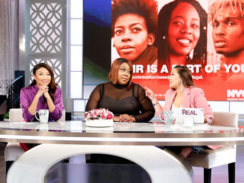 Loni Wishes NYC's Hair Discrimination Ban Had Been Around When She Was An…