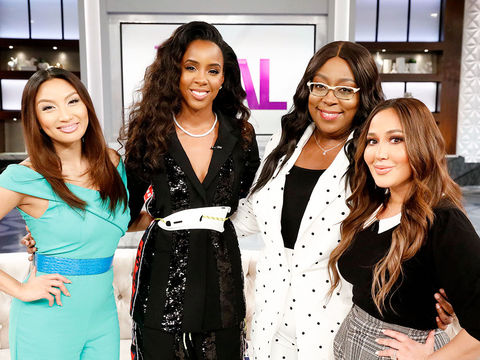 Wednesday on 'The Real': Kelly Rowland
