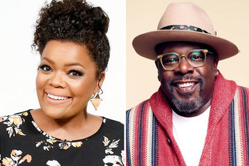 Yvette Nicole Brown, Cedric the Entertainer