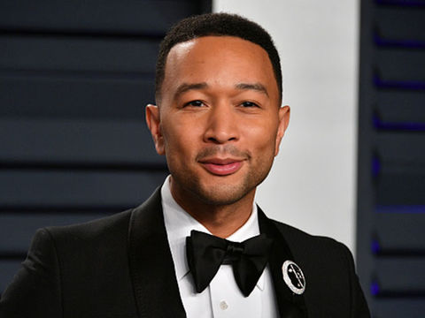 John Legend Is Coming for That 'Sexiest Man Alive' Title!