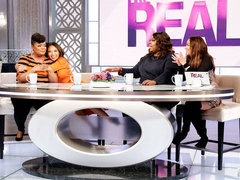 The Real Is Sending Yvette Nicole Brown On An Escapade!