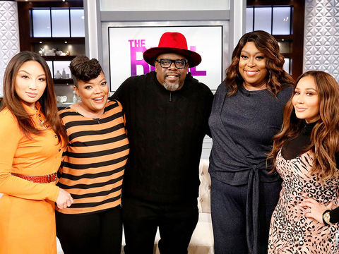 Wednesday on 'The Real': Yvette Nicole Brown, Cedric the Entertainer