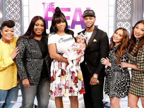 Thursday on 'The Real': Yvette Nicole Brown, Remy Ma & Papoose and The…