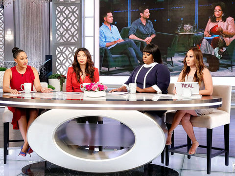 "The Hosts of The Real Weigh Both Sides of ""Leaving Neverland,"" The Michael…"