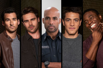 The Stars of 'Station 19'