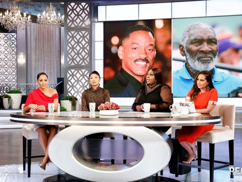 'The Real' Hosts Share Their Thoughts on Will Smith's Possible New Role