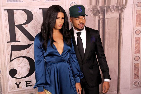 Chance the Rapper Met His Fiancée When He Was Just 9 — You Have to Read The Cute Love Story