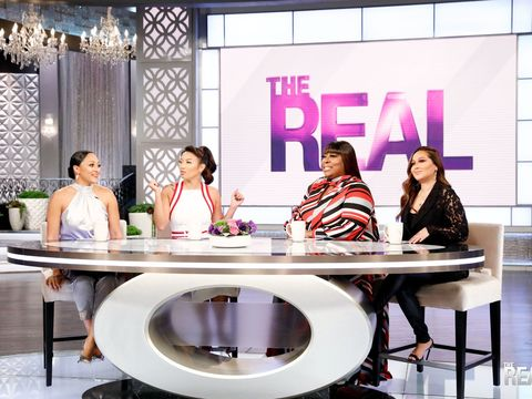 'The Real' Talks Mommy Makeovers: 'The World Is Obsessed with Seeing the…