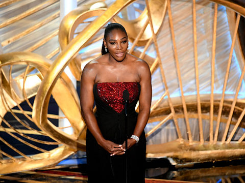 Serena Williams Pens Powerful Essay About Being a Working Mom