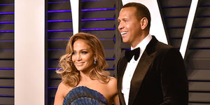 A-Rod's Dream Date Was Jennifer Lopez... 21 Years Ago!