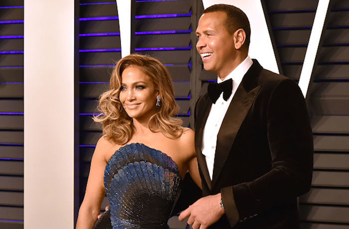 J.Lo, A-Rod & Marc Anthony Spend Time Together at Recital