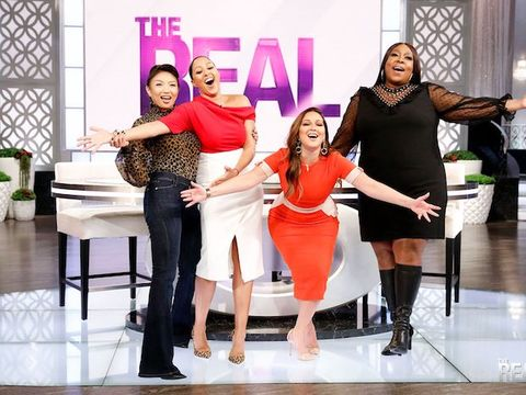 The Dos & Don'ts of Friendship, According to the Ladies of 'The Real'