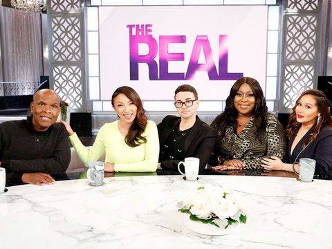 Thursday on 'The Real': Big Boy, Christian Siriano, Melanie Liburd