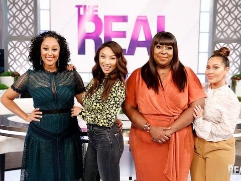 'The Real' Gets 5 Daytime Emmy Nominations!