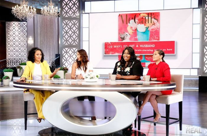 'The Real' Ladies Talk About How to Meet Men!