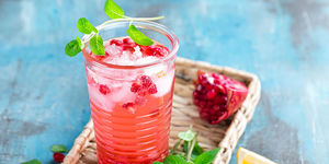 Pink Pom Punch Recipe