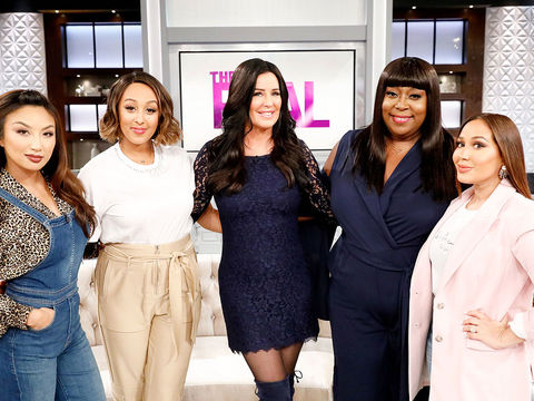 Thursday on 'The Real': Patti Stanger