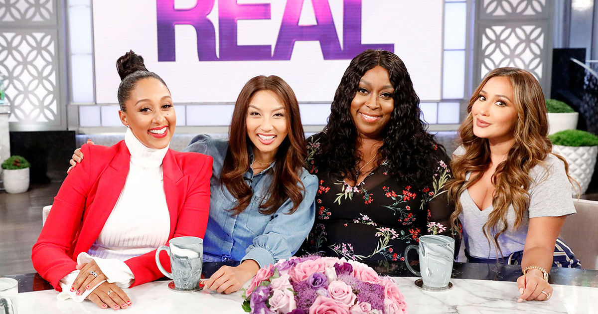 Tuesday on 'The Real': Bloat Busters