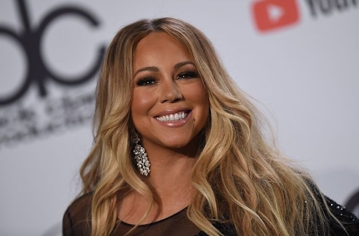Mariah Carey Accepted Her Icon Award with an Inspiring Speech