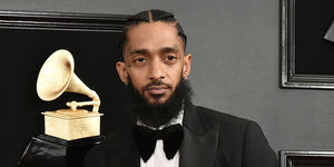 Nipsey Hussle's Family Shared Emotional Speeches at BET Awards