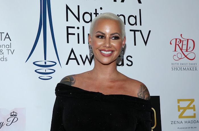 Amber Rose Gives a Pregnancy Update: 'Almost There!'