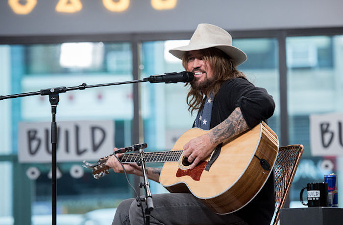 Billy Ray Cyrus Steps In For Lil Nas X's 'Old Town Road' Remix
