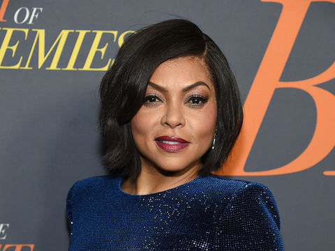 Taraji P. Henson Gets Real About Mental Health