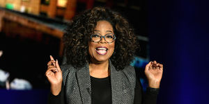 Oprah Explains Why She Never Married Stedman