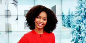 Beauty Spotlight: Yara Shahidi's Unique, Drawn-On Eyeliner