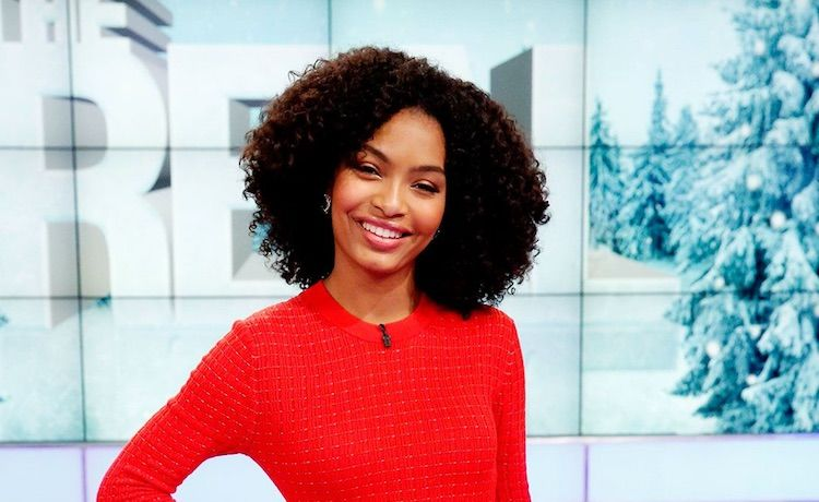 Aww! Yara Shahidi Helped Her Lil' Bro with His Epic Promposal to Storm Reid