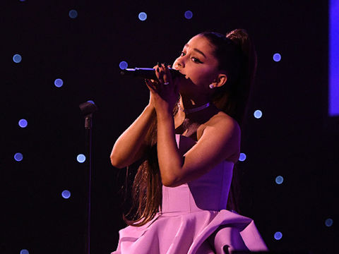 Ariana Grande Shares 'Terrifying' Brain Scan Showing PTSD