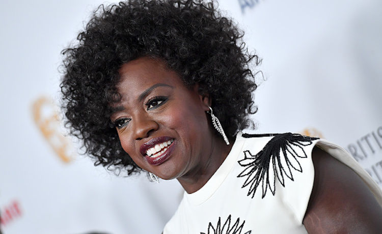 Viola Davis Talks Playing Michelle Obama: 'I'm a Little Scared'