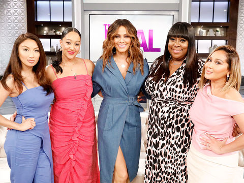 Wednesday on 'The Real': Nicole Ari Parker