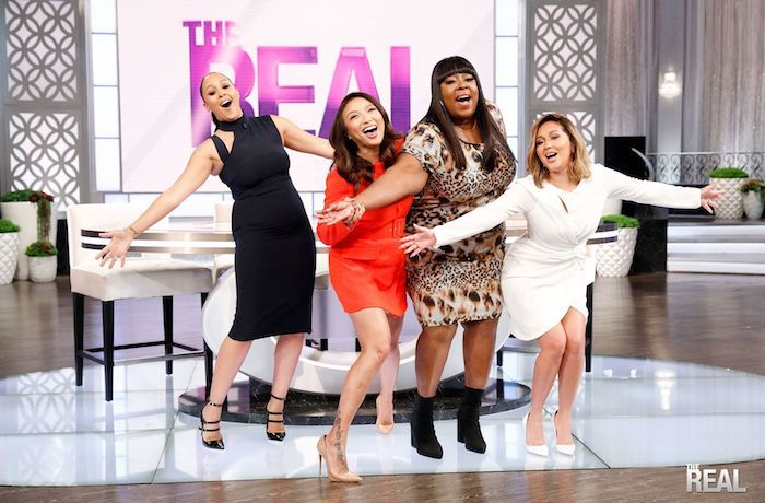 Positivity Time! 'The Real' Hosts' Uplifting Quotes on Happiness