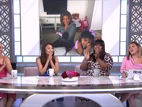 Congratulations to Hoda on Adopting Her Second Child!