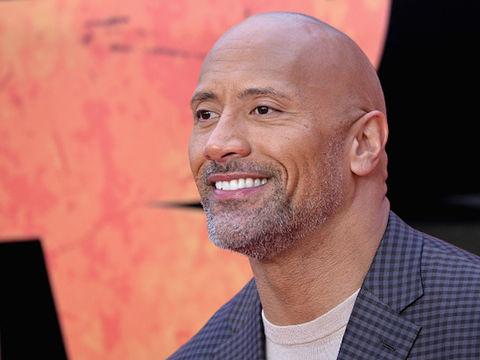 The Rock Is Officially a Married Man!