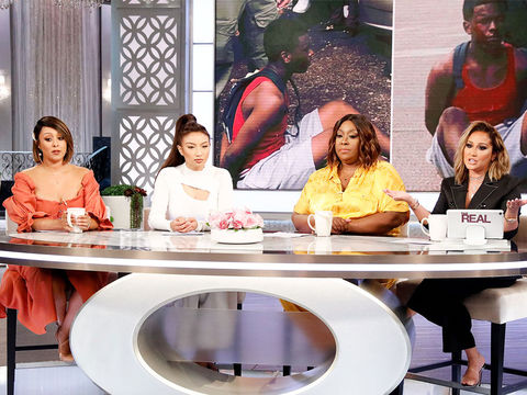 The Hosts Share their Feelings on the Video of A Violent Arrest of An Unarmed…