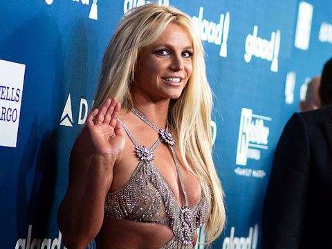 f82a8220b2e Britney Spears Has a Message for People Who Don t Think She Posts Her Own. Real  Talk Wednesday ...