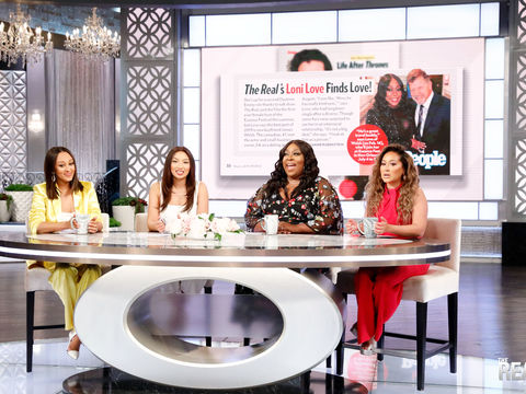 """What Loni Thinks About Appearing In People Magazine's """"Most Beautiful"""" Issue"""