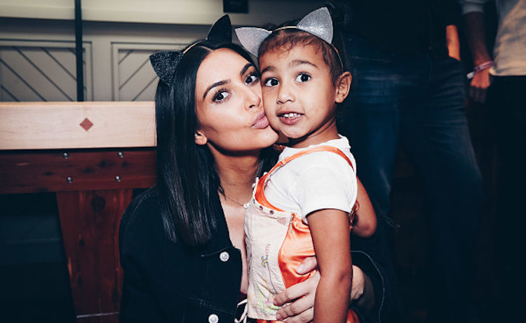 Kim Kardashian's Daughter North Has the Cutest Obsession!