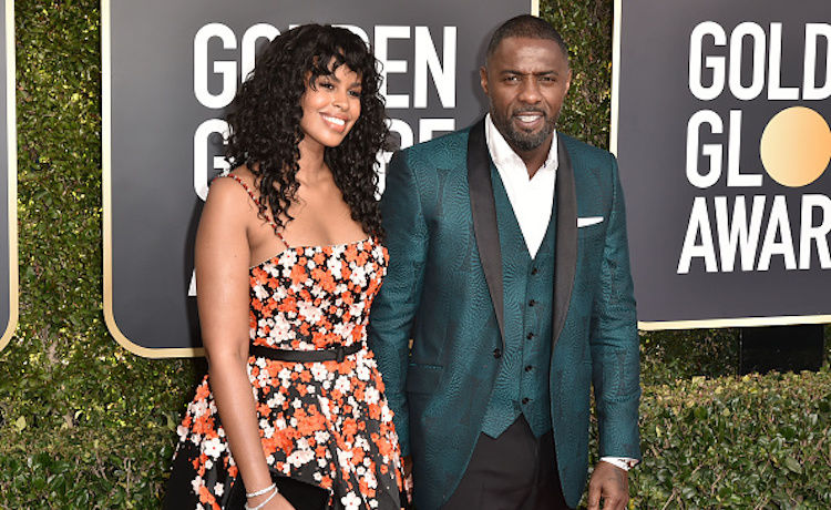 Idris Elba & Sabrina Dhowre Are Married!