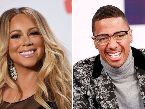 Mariah Carey & Nick Cannon Share Sweet Photos in Honor of Their Twins'…