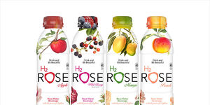 Drink And Be Beautiful With H2rOse