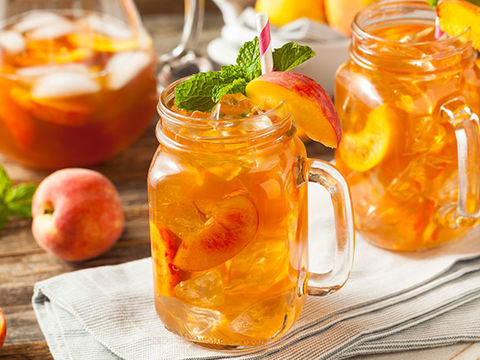 Pretty Georgia Peach Recipe