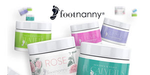 Footnanny Products Giveaway