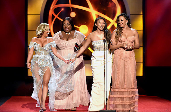 'The Real' Steps Out for the 2019 Daytime Emmys
